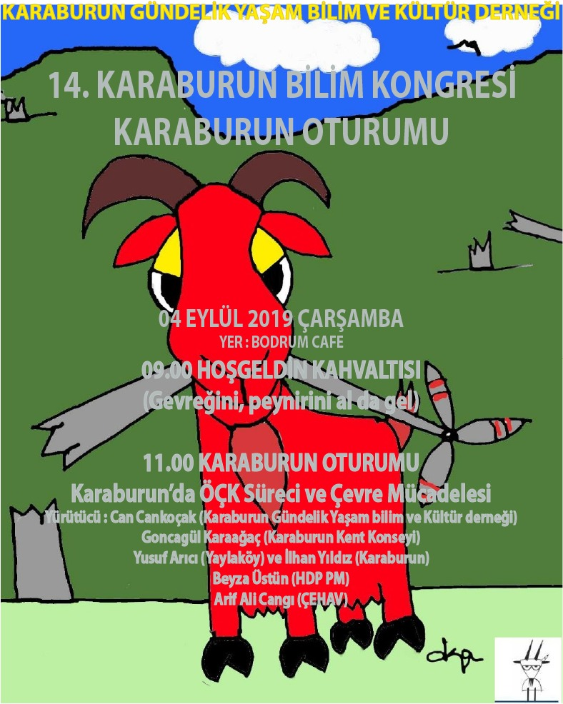 14. Karaburun Bilim Kongresi Hoşgeldin Kahvaltısı – Karaburun Oturumu